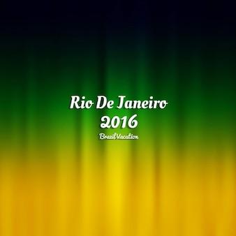 Brasile colori di sfondo
