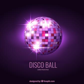Brillante discoteca palla