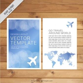 Brochure agenzia viaggi