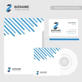 Brochure aziendale e design fisso