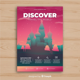 Brochure di viaggio