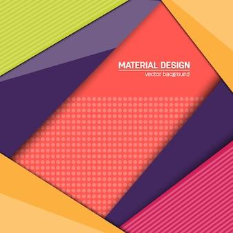 ? bstract sfondo geometrico moderno.