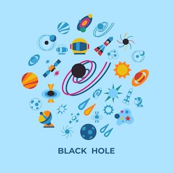Buchi neri e icone del cosmo