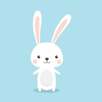 Bunny felice di pasqua