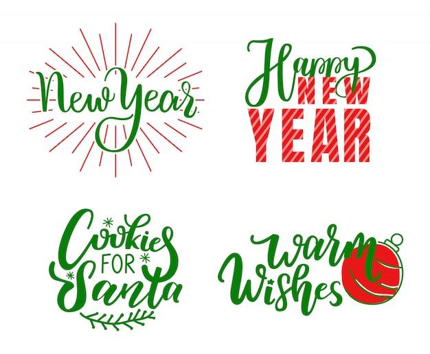 Buon anno, buone feste auguri di buon natale