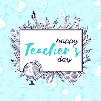 Buon giorno degli insegnanti