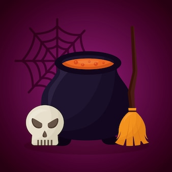 Buon giorno di halloween