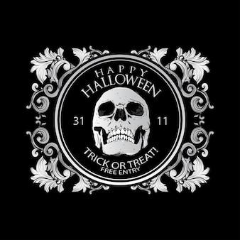 Buon halloween vintage