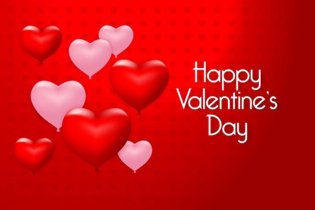 Buon san valentino biglietto di auguri