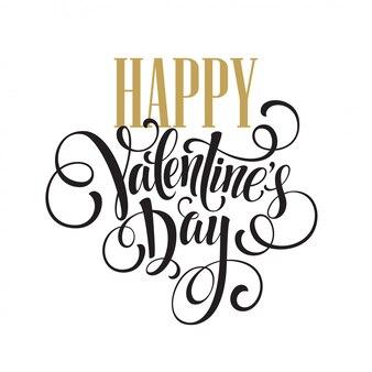 Buon san valentino set di biglietti di auguri