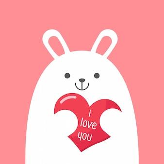Buon san valentino.