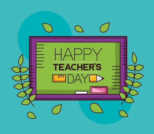 Buona giornata degli insegnanti