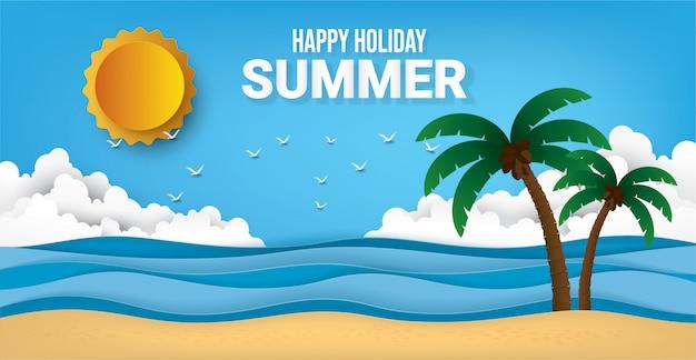 Buone vacanze estive.