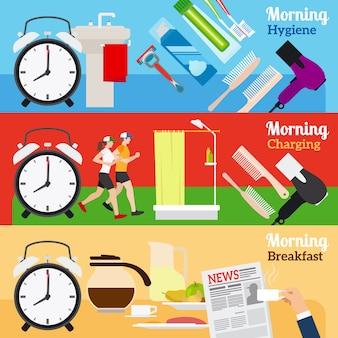Buongiorno new day banner