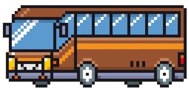 Bus dei cartoni animati