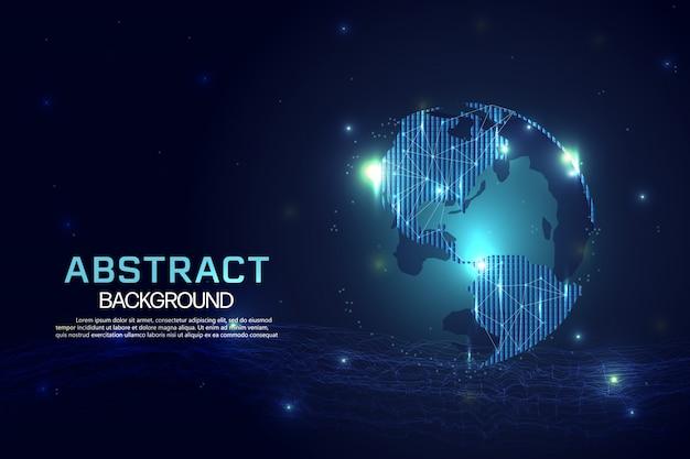 Business della tecnologia di rete