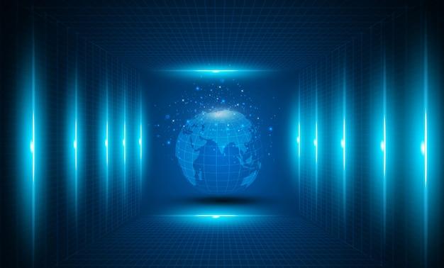 Business globale da una serie di concetti.