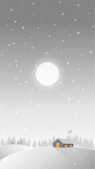 Cabina invernale