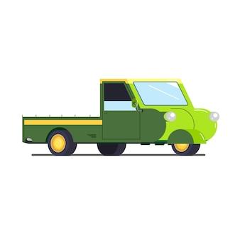 Cabina pick-up flat cabina singola