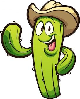 Cactus da cowboy
