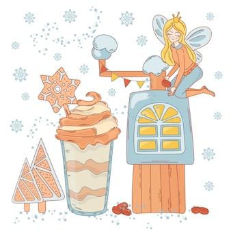 Caffe mood fairy