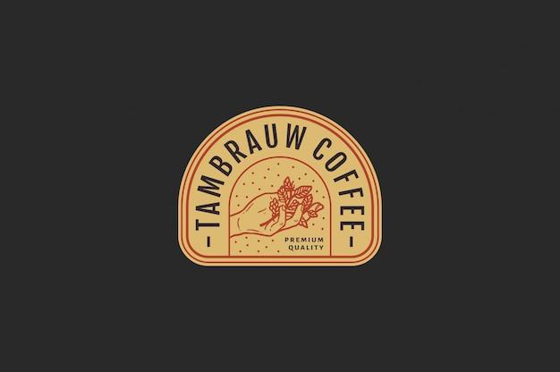 Caffè tambrauw colore caffè di qualità premium
