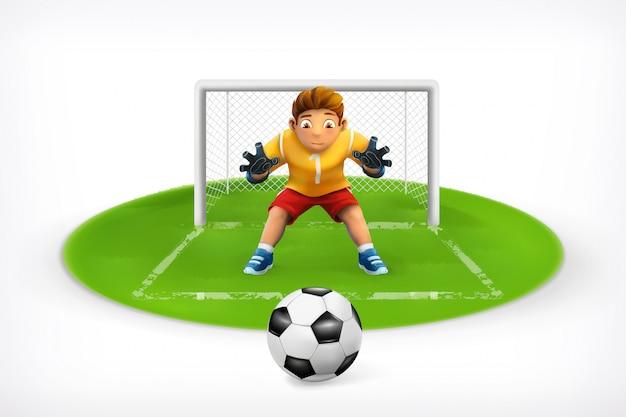 Calcio, giocatore, rigore