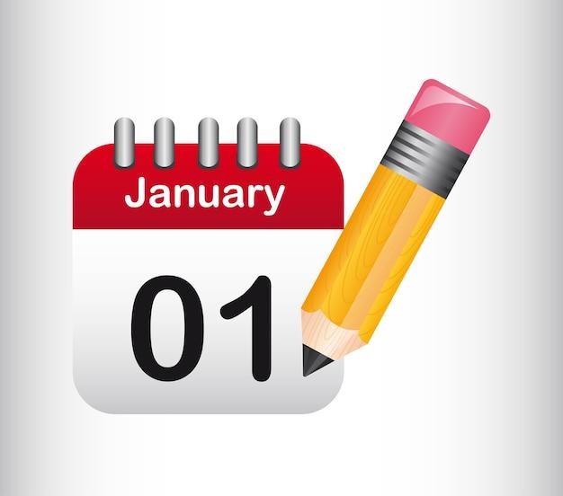 Calendario carino