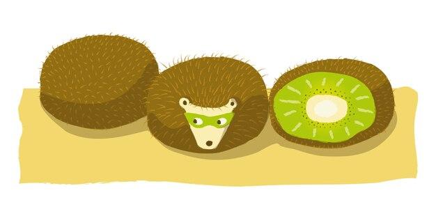 Cameuflage di hedgehog