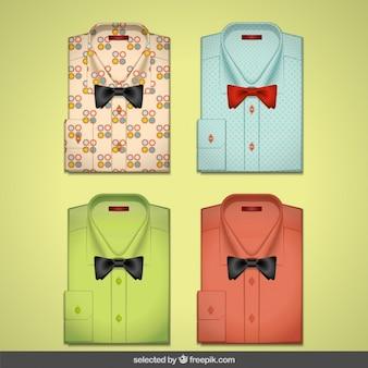 Camicie con papillon