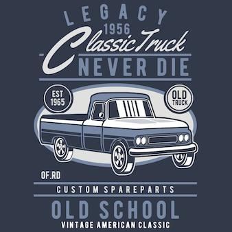 Camion classico
