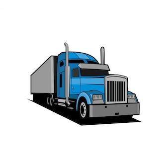 Camion semi