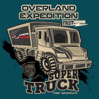 Camion spedizione veloce