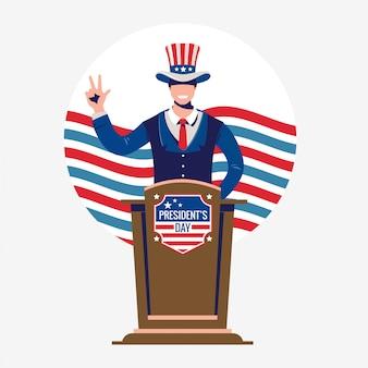 Campagna del presidente