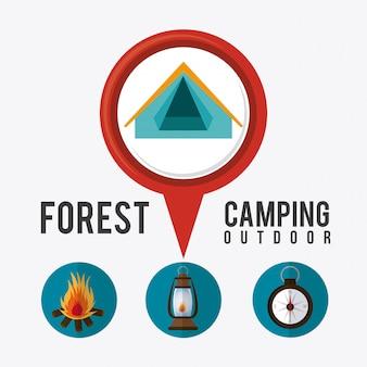 Camping viaggi e vacanze.
