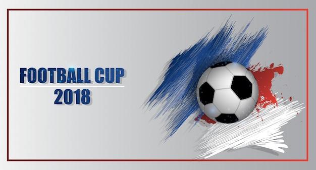 Campionato 2018 della coppa del mondo di calcio russia