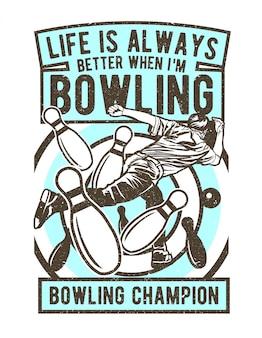 Campione di bowling