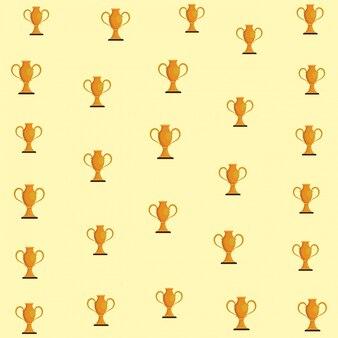 Campione elemento di vittoria del fumetto
