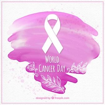 Cancro mondo astratto giorno macchia sfondo