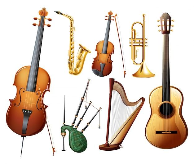 Canzone di violoncello bianco arte oggetto
