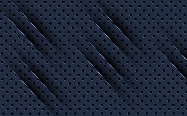 Carbonio moderno con texture di sfondo.