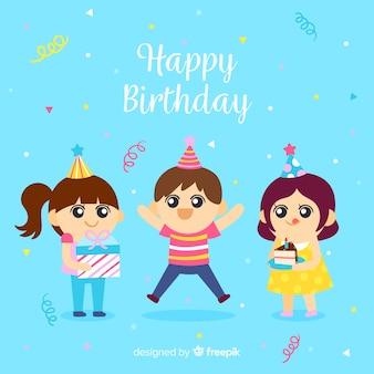 Carini bambini compleanno