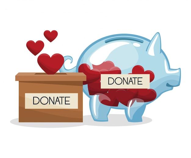 Carità, condivisione e amore
