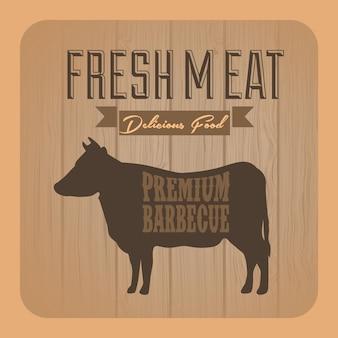Carne di menu
