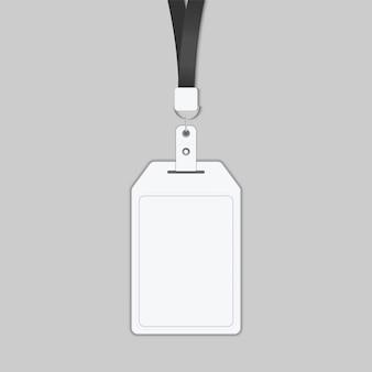 Carta d'identità dei dipendenti, nome del tag