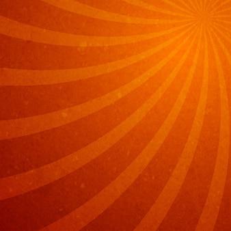 Carta da parati a spirale sunburst