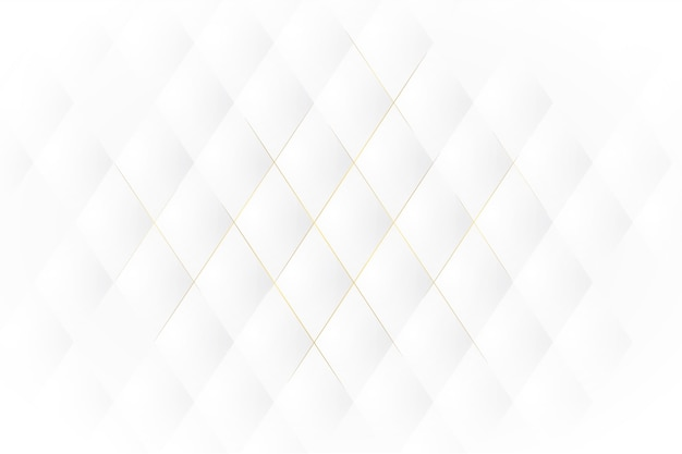 Carta da parati bianca elegante trama