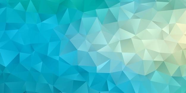 Carta da parati geometrica astratta del fondo del poligono. copritestata con forma a triangolo basso polly soft color pastello