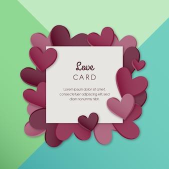 Carta di amore