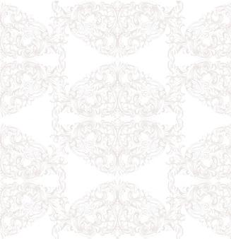 Carta di lusso invito vettoriale. ornamento del modello vittoriano reale. ricchi sfondi rococò